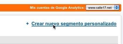 Redes sociales en Google Analytics